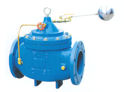 100 x remote-controlled floating ball valve